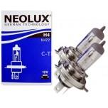 Лампа Neolux H4 60/55W 12V P43T 10X10X1, шт
