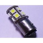 Светодиодная лампа 1156/BA15-13SMD-5050 1-2контакт