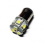 Светодиодная лампа 1156/BA15-24SMD-5050 1-2контакт