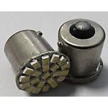 Светодиодная лампа 1156/BA15-22SMD-1206 1-2контакт