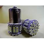 Светодиодная лампа 1156/BA15-50SMD-1206 1-2контакт