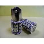 Светодиодная лампа 1156/BA15-64SMD-1206 1-2контакт