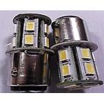 Светодиодная лампа 1156/BA15-13SMD-5630 1-2контакт