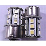 Светодиодная лампа 1156/BA15-18SMD-5630 1-2контакт