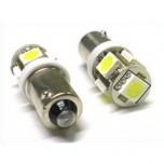 Светодиодная лампа BA9S-5SMD-5050