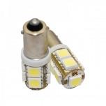 Светодиодная лампа BA9S-9SMD-5050