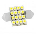 Светодиодная лампа SJ-16SMD-1206-28MM