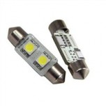 Светодиодная лампа SJ-2SMD-5050-CANBAS-36MM