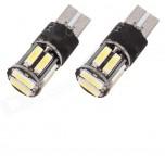 Светодиодная лампа T10-10SMD (7020)