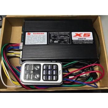 Усилитель ESAS-948 400w ( Микрофон+голос)