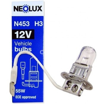 Лампа Neolux H3 12v55w (PK22S), шт