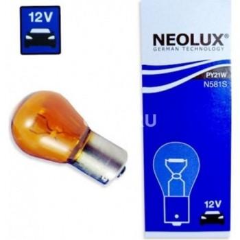 Лампа Neolux PY21W 12v