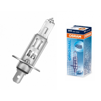 Лампа Osram H1 Original 12v-55w (P14,5s), шт