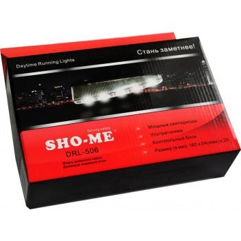 Фары дневного света Sho-Me DRL-506