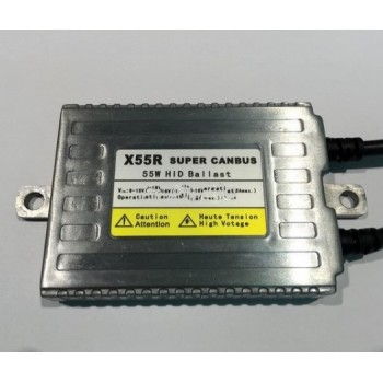 Блок розжига Slim X55R Super Canbus (с обманкой) 55W