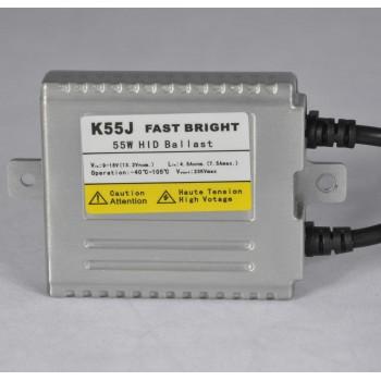 Блок розжига Slim K55J (9-16V) Fast Start (быстрый розжиг) 55W