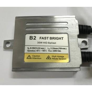 Блок розжига Slim B2 (9-16V) Fast Start (быстрый розжиг) 35W