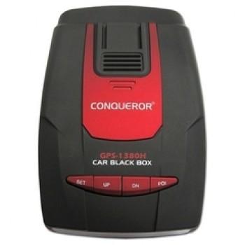 Автомобильный Видеорегистратор Conqueror GPS-1380H