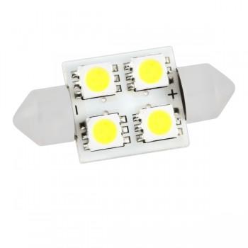 Светодиодная лампа SJ-4SMD-5050-31MM