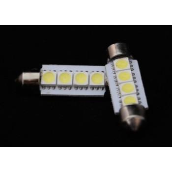 Светодиодная лампа SJ-4SMD-5050-41MM