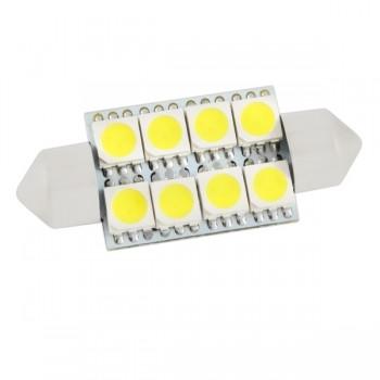 Светодиодная лампа SJ-8SMD-5050-41MM